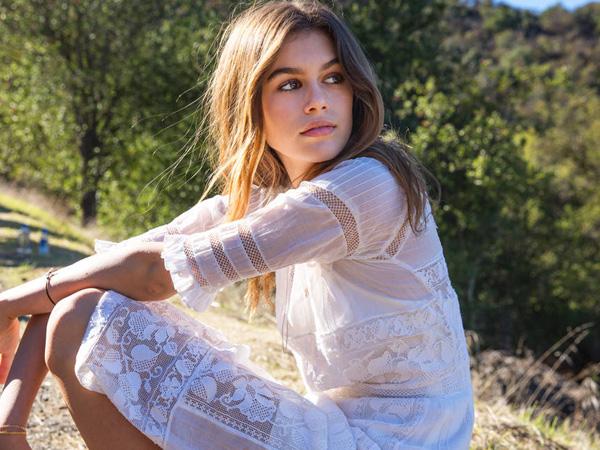 Makin Terkenal, Supermodel Muda Kaia Gerber Ditunjuk Jadi Wajah Baru Parfum Marc Jacobs