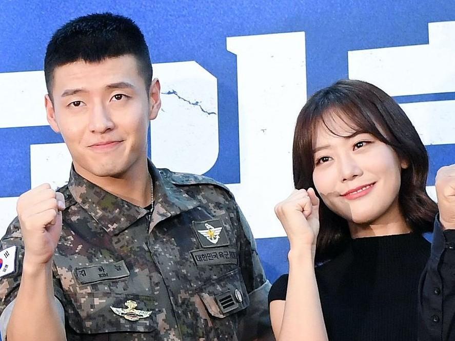 Kang Ha Neul Bantah Rumor Pacari Aktris Musikal Ini