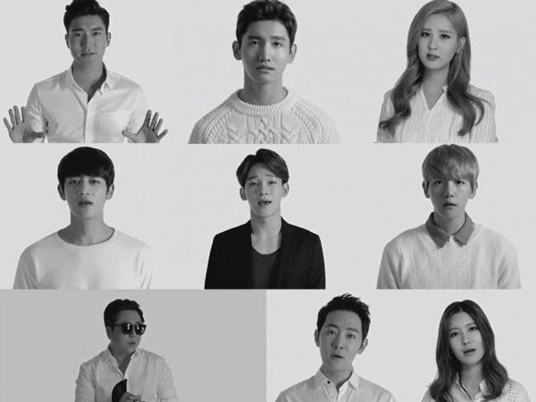 Para Artis SM Entertainment Sumbangkan Suara Indahnya untuk Proyek UNICEF