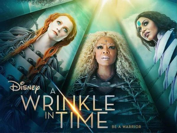 Baru Tayang, Istimewanya Film 'Wrinkle in Time' Mampu Rebut Posisi Atas Box Office
