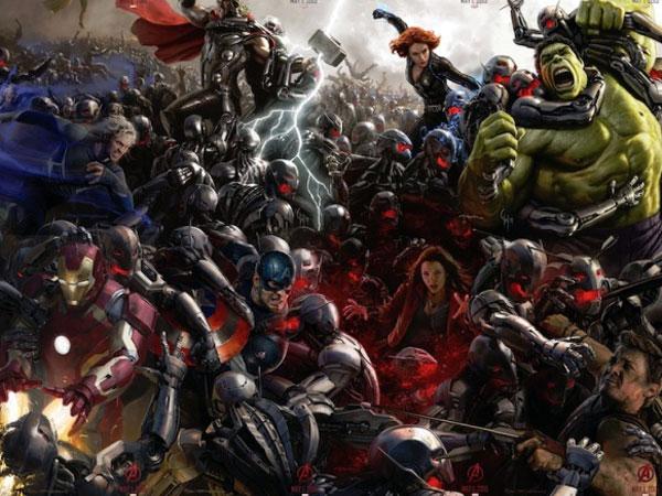 Penampakan Wanita Misterius Dalam Trailer 'Avengers: Age of Ultron' Buat Publik Penasaran!
