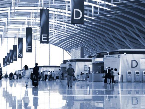 Bandara di China Memiliki Alat Pendeteksi Objek Tersembunyi Tembus ke Pakaian Dalam?