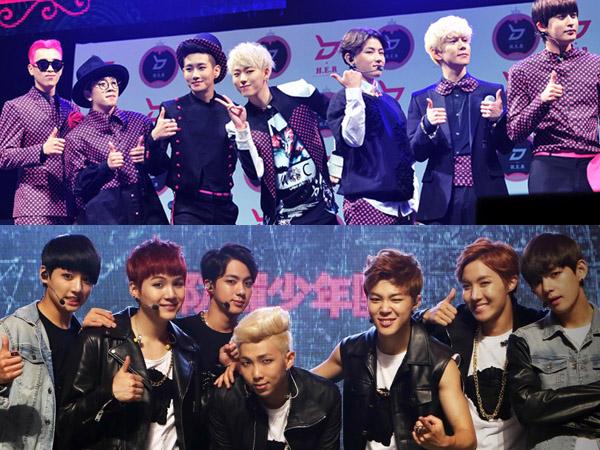 Dua Boy Group Ini Tambah Daftar Idola K-Pop yang Akan Tampil di MAMA 2014!