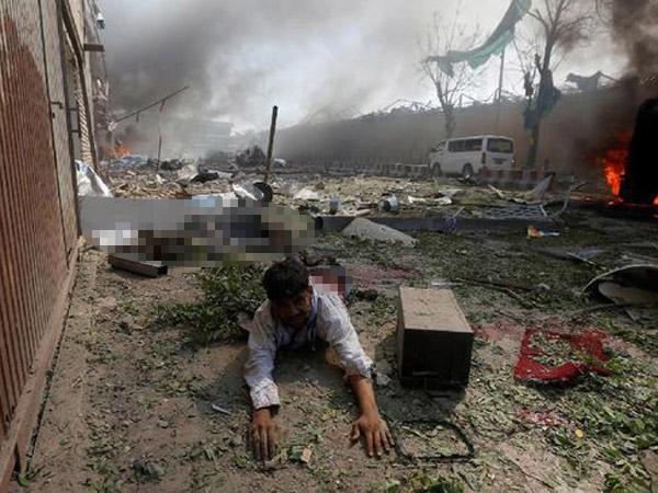 Bom Kabul Tewaskan Puluhan Orang dan Rusak Empat Kedutaan Besar, Bagaimana Kedubes Indonesia?