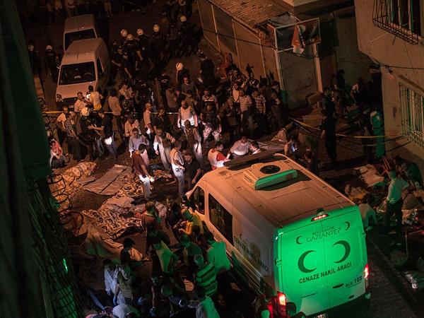 Miris, Presiden Turki Ungkap Pelaku Bom Pesta Pernikahan Adalah Anak 12-14 Tahun