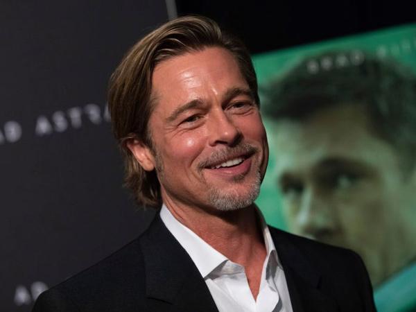 Brad Pitt Bicara Soal Kesulitan Hadapi Masalah hingga Kecanduan Alkohol