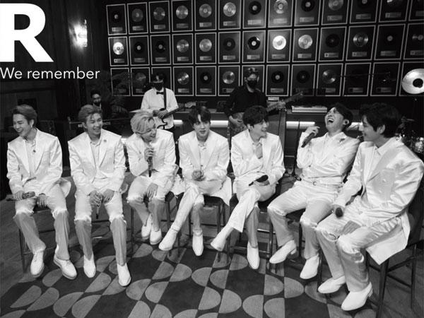 BTS Akan Tampil di 'MTV Unplugged Presents', Catat Tanggalnya