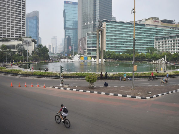 Jangan Lupa CFD Jakarta Akan 'Hiatus' Selama Libur Panjang Lebaran