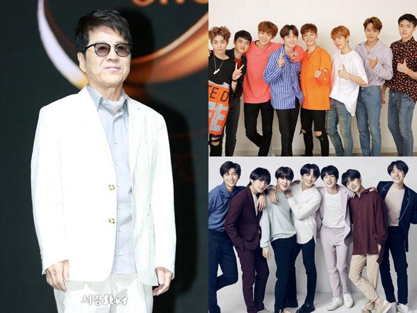 Penyanyi Veteran Cho Yong Pil Bicara Soal Tren Idola K-Pop 'Zaman Now'