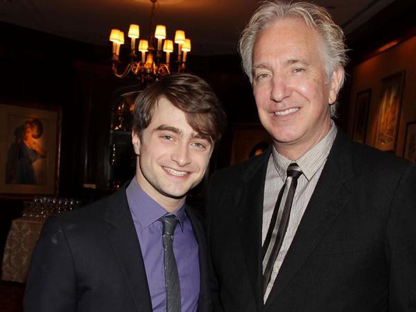 Harry Potter Kirimkan Surat Perpisahan Atas Meninggalnya Profesor Snape