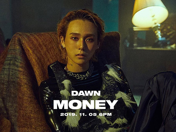 DAWN Resmi Debut Solo Lewat Lagu MONEY