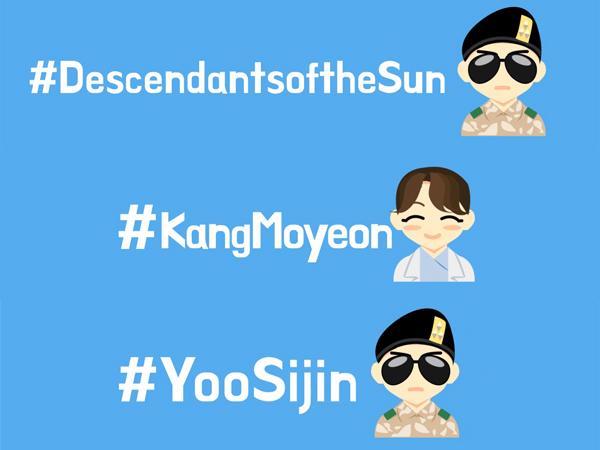 Kena Virus Drama Korea, Twitter Buat Emoji 'Descendants of the Sun'