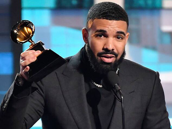 Drake Sebut Grammy Awards Sudah Tidak Penting Lagi
