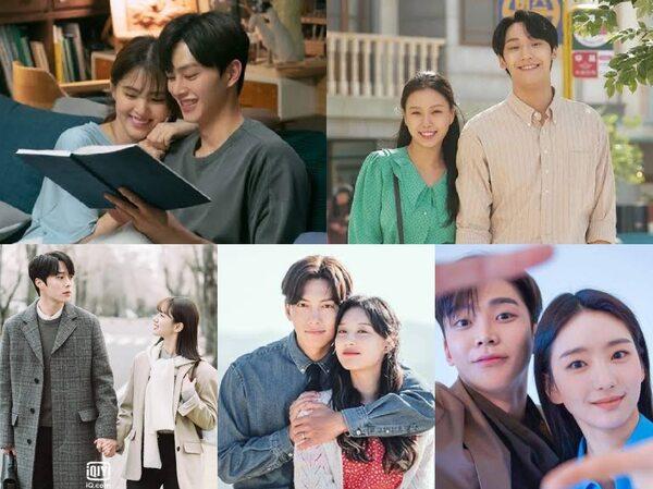 5 Couple K-Drama 2021 dengan Chemistry Bagus