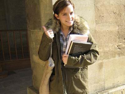 Emma Watson Pilih Film Daripada Kuliah