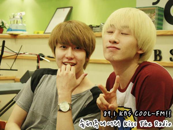 Kocaknya Kyuhyun Saat Ledek Eunhyuk Super Junior Punya Wajah Jelek