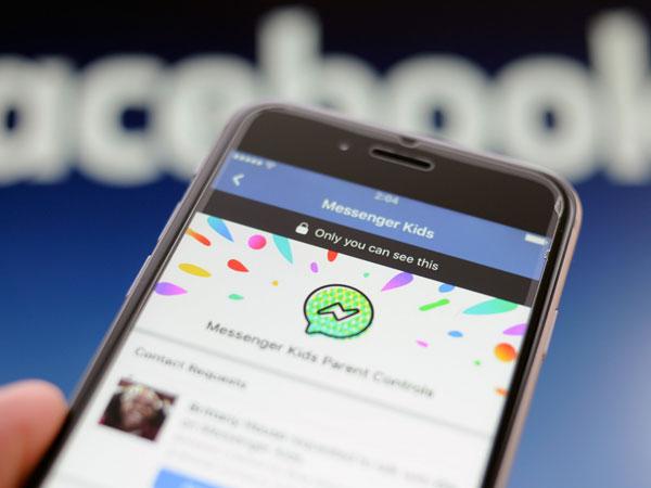 Dapat Kritikan Keras, Facebook Diminta Tutup Layanan Messenger Kids