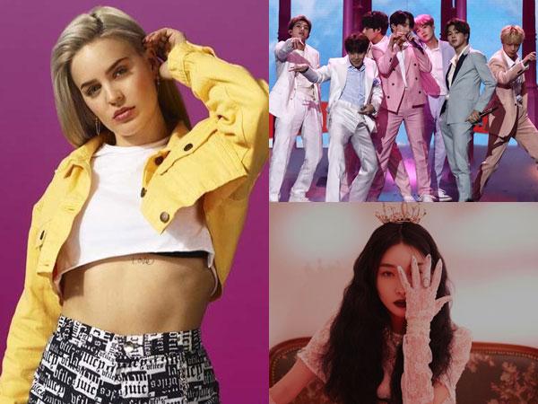 Gaon Chart Rilis Top 50 Lagu Terpopuler Sepanjang Tahun 2019