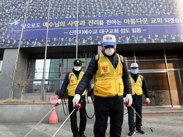 Penyelidikan Ungkap Gereja Ini yang Jadi Penyebaran Virus Corona di Korea Selatan