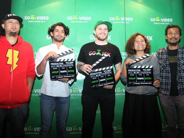 Cara Go-Jek Dukung Kreativitas Anak Bangsa Lewat Kompetisi 'Go-Video'