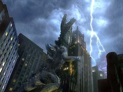Wow Godzilla Bakal Digarap Lebih Realistis
