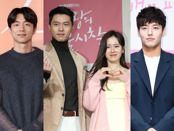 Gong Yoo No. 1, Inilah Seleb Korea Paling Diidamkan Jadi 'Teman' Tahun Baru Imlek 2020