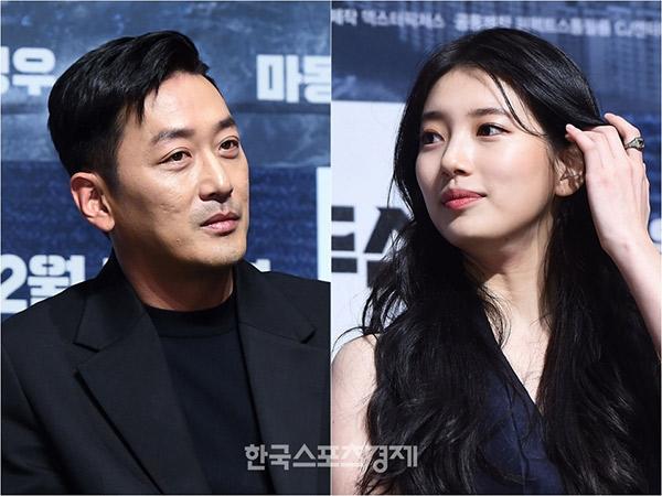 Beda 16 Tahun, Ha Jung Woo Ungkap Kesan Berperan Jadi Suami Suzy di Film Terbaru