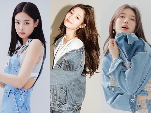 Deretan Idola K-Pop Ini Terpilih Jadi Trendsetter Denim