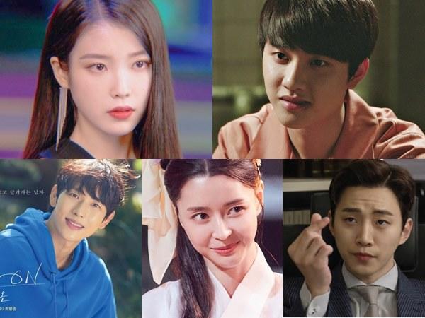 Multitalenta, 5 Idola K-pop Ini Sukses Terjun ke Dunia Akting (Part 1)