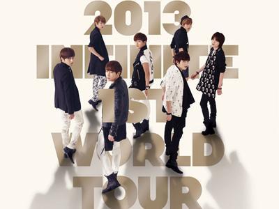 INFINITE Siap Gelar Konser Tur Dunia nya di Jakarta Agustus Mendatang!