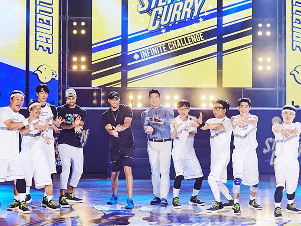Kocaknya Tebakan Pebasket NBA Soal Profesi Nam Joo Hyuk dan Member 'Infinite Challenge'