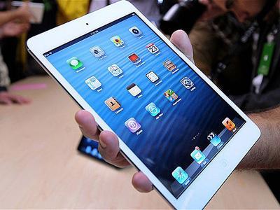Wah, Apple Mulai Pasarkan iPad Mini Retina Display