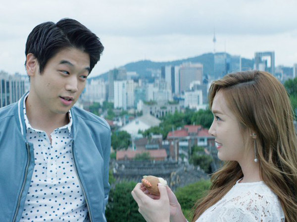 Intip Chemistry Jessica Jung dan Aktor 'Maze Runner' di Film Pendek Hotel JW Marriot!