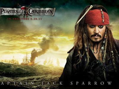 Johnny Depp Resmi Gabung di Pirates of Caribbean 5