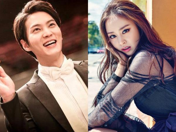 Joo Won dan Kim Tae Hee akan Perankan Tokoh Utama di Drama Terbaru SBS?