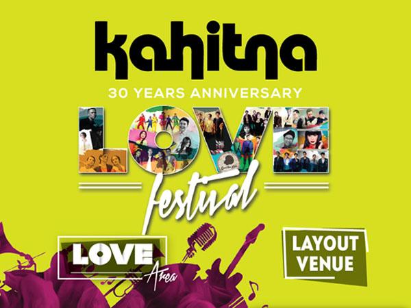 30 Tahun Berkarya, Kahitna Siapkan Konser Bertabur Musisi Ternama di 'Kahitna Anniversary Love Festival 2016'