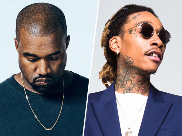 Dirawat karena Gangguan Mental, Kanye West Malah Diolok-olok Wiz Khalifa