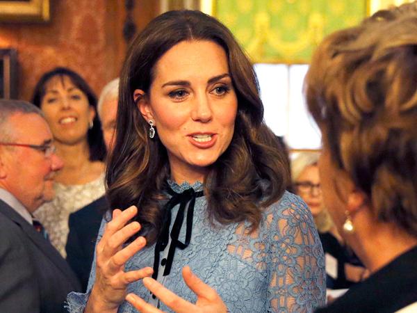 Ini Alasan Kate Middleton Tak Pernah Gunakan Cat Kuku Warna Merah