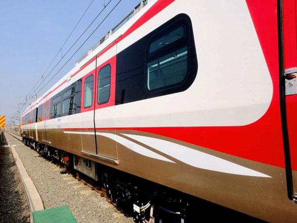 Penampakan Kereta Canggih Buatan Korea Selatan yang Akan Meluncur di LRT Jakarta