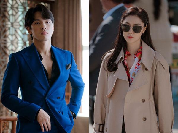 Penampilan Mewah Kim Jung Hyun dan So Ji Hye Jadi Chaebol di Drama Baru tvN