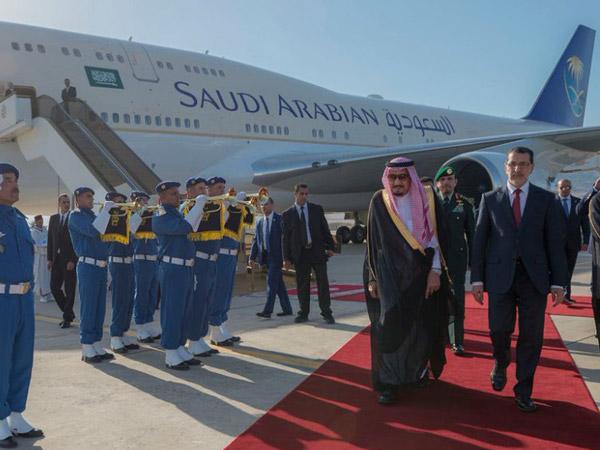 Raja Salman Liburan Lagi dan Habiskan Rp 1.3 Triliun, Ke Mana?