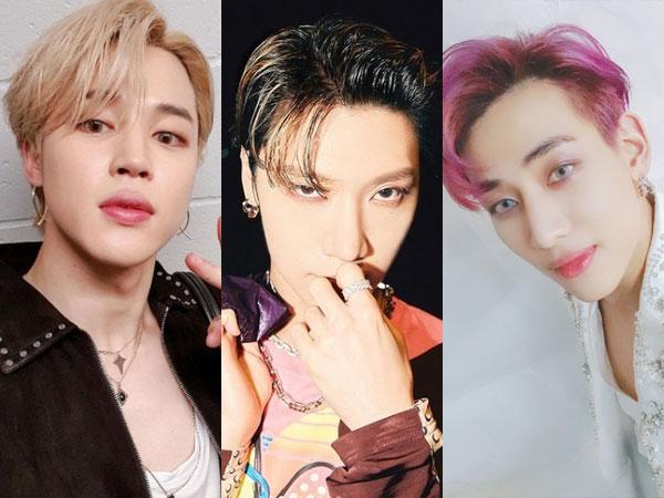 5 Idola K-Pop Pria Paling Menawan Pakai Anting Pilihan Majalah Fashion