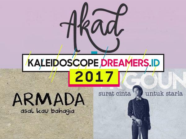 Ini Lagu Indonesia yang Fenomenal di Tahun 2017