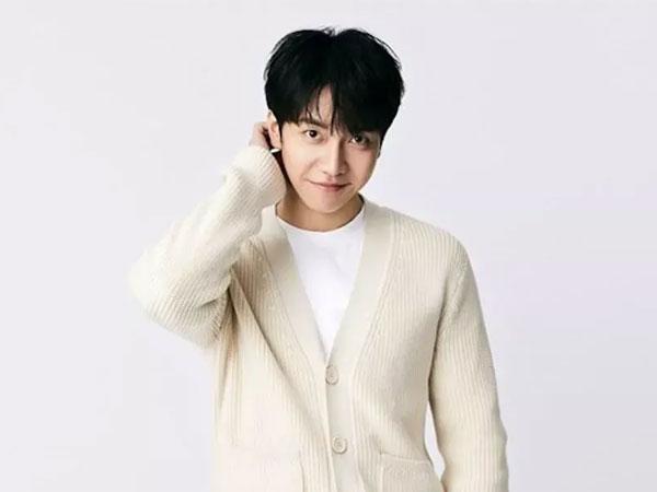 Lee Seung Gi Kerja Sama Lagi dengan Mantan Agensi