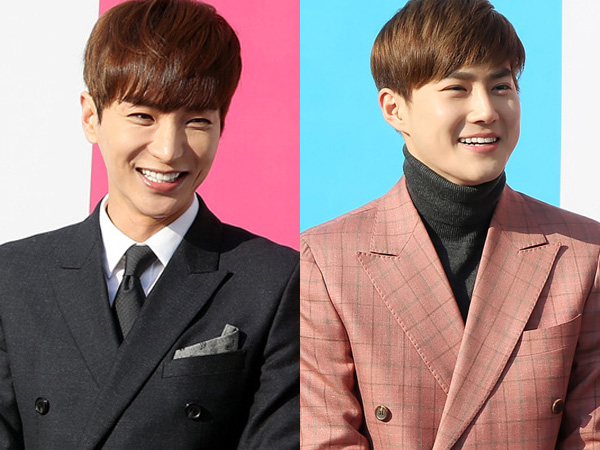 Bentuk Tim #2Leader, Leeteuk Super Junior dan Suho EXO Siap Isi Channel 'Station'!