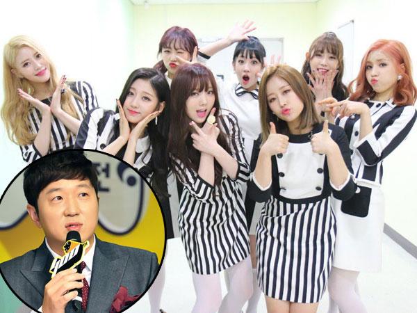 Gagal Lakukan Ini di 'Weekly Idol', Jung Hyung Don Minta Lovelyz Undur Jadwal Comeback?