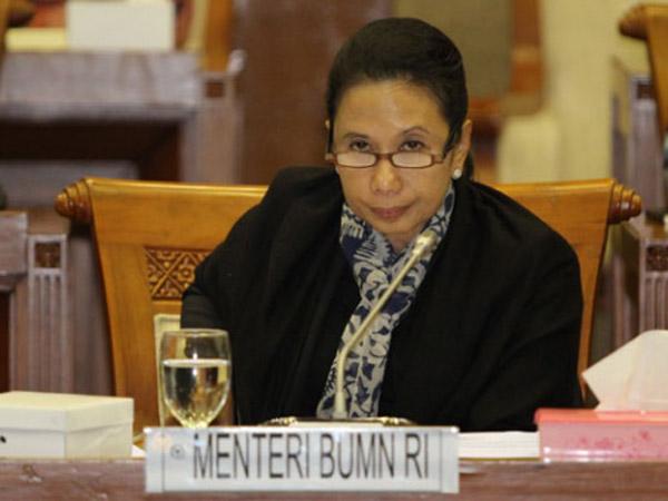 Ini Penyebab dan Solusi Menteri Rini untuk Perusahaan BUMN yang Merugi Hingga 3 Triliun