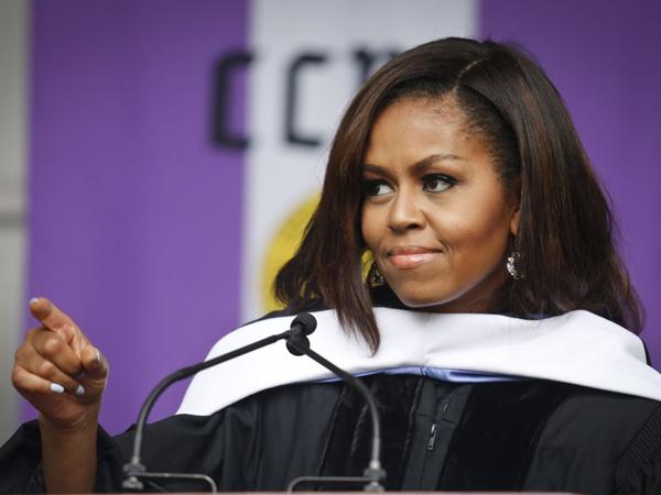 Pidato Terakhir Tuai Pujian, Ini Motivasi Menakjubkan Untuk Anak Muda Dari Michelle Obama