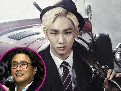 Sutradara 'Stoker' Park Chan Wook Ingin Ajak Key SHINee Main Film