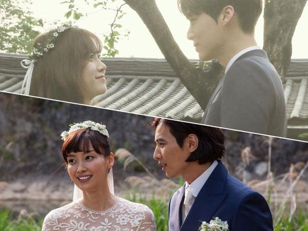 Jadi Bintang Populer, Para Pasangan Selebriti Korea Ini Tak Gelar Pernikahan Mewah